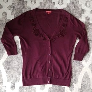 MERONA cardigan sweater
